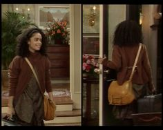 Another cute outfit from The Cosby Show.