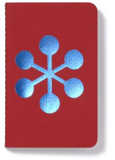 Dingbat notebooks, by paper manufacturer K Bekdache et Fils. Design by Silk Pearce