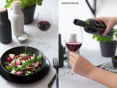 Dinner mit Freunden: Rote-Bete-Gnocchi und Basilikumsuppe