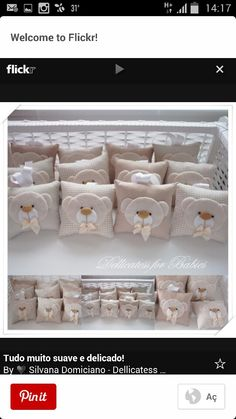 Minicik lavanta yastıkları!