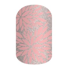 Rose Lotus | Jamberry | Feminine-inspired, 'Rose Lotus' has the perfect mix of pink and sparkles!