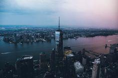 Fotografia One World Trade de Ryan Millier na 500px