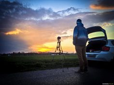 Timelapse by Schwarzlmüller Photography on Behind The Scenes, Northern Lights, Landscape, Youtube, Nature, Photography, Travel, Naturaleza, Fotografie