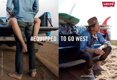 Jeremy & Claire Weiss Photography - Levis Spring/summer 2014