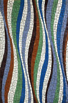 """Saatchi Online Artist: Southbankmosaics Gallery; Tile, 2012, Mosaic """"We are all individuals"""""""
