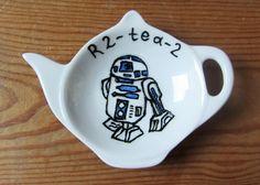 R2D2 tea bag tidy - Star Wars Homewares