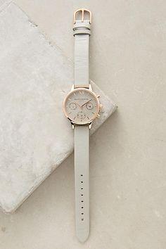 Big Dial Alcie Watch - anthropologie.com Jewelry Accessories, Jewelry Design, Fashion Jewelry, Women Jewelry, Olivia Burton, Jewelry Bracelets, Jewlery, Vintage Inspired, Bracelet Watch