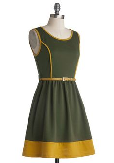 With Open Farms Dress, #ModCloth