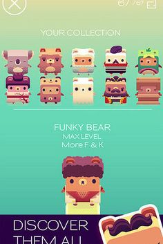 Alphabear = a cuter and bear-filled version of Scrabble