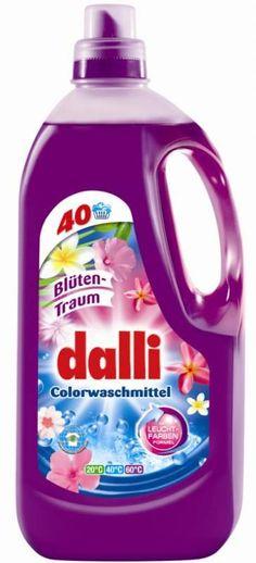 Dalli Colorwaschmittel Flussig  Bluten-Traum