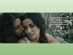 """Frase pronunciada por Inma Cuesta en la película """"La Novia"""" de Paula Ortiz basada en """"Bodas de Sangre"""" de Federico García Lorca."""