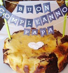 Brownie cheesecake, la tarta favorita de Leo