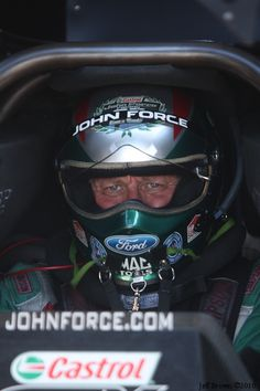 John Force getting ready to go Funny Car Drag Racing, Nhra Drag Racing, Top Fuel, Fancy Cars, Car Drawings, Gladiators, Awesome Shoes, Drag Cars, Car Humor