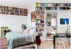 Att inreda en liten lägenhet.