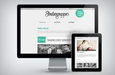 Strebergruppe website by christianperner.com