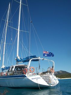 Sail the Whitsunday Islands, Queensland, Australia