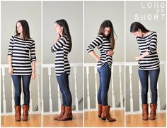 really like the boots and tunic look