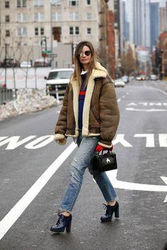 fashion bloggers street style new york fashion week
