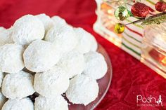 This Christmas, Stacey makes traditional Italian Wedding cookies, also called Russian tea cakes, snowball cookies or even Italian Wedding Christmas Cookies.