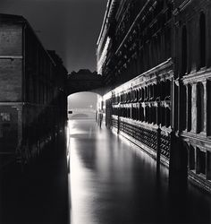 Ponte dei Sospiri, Venice, Italy. 1987
