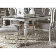 Colette Extendable Dining Table