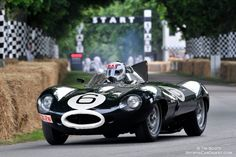1956 Jaguar D-Type 'long-nose'