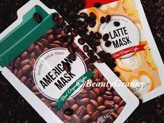 HIDDENCOS Coffee Mask Americano и Latte отзыв. Для кофеманов. Latte, Breakfast, Food, Morning Coffee, Essen, Meals, Yemek, Eten