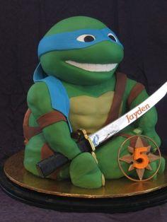 Party Teenage Mutant Ninja Turtles On Pinterest Teenage