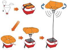 Red Dot Award Design Concept 2012 - Float Base Station