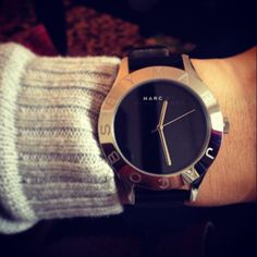 Love this! And I'm in need of a black watch :)