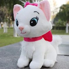Retail 20cm The Aristocats Cat Plush Toys Marie Cat Plush Dolls Soft Stuffed Animals Toys For Children Christmas Gift 201509hx From Yangguangbaby, $4.25   Dhgate.Com