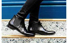 Pete sorensen : chaussure Phantom Black