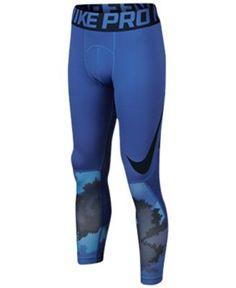 Nike Boys' Pro Hyper Warm Athletic Tights