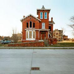 Abandoned Greek Revival in Detroit, MI! Still Beautiful!