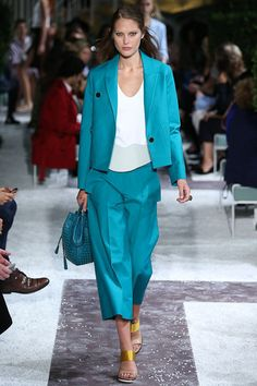 Tod's Spring 2015. See the collection on Vogue.com.