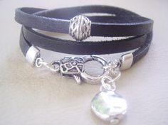 Cool leather bracelets