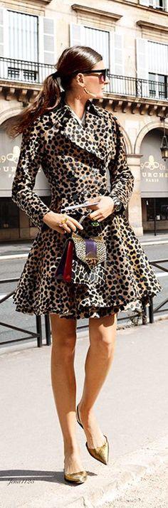 Giovanna Battaglia - I mean................really, how tiny is her waist?