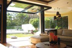 Glide-Away door and Smart-Tilt window by Smartech