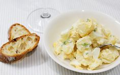 パタタス・アリオリ(じゃがいものにんにくマヨあえ):スペイン料理簡単レシピ集