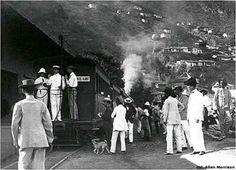 Estación del tren de la Guaira de  1932,Venezuela.CERdL