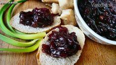 Pikantné cibuľové čatní (fotorecept) Chutney, Pesto, Pickles, Mashed Potatoes, Salsa, Pudding, Homemade, Canning, Ethnic Recipes