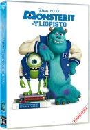 Monsterit-yliopisto (DVD) 15.95 €