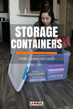 Choose from three sizes; and These clear plastic containers are ideal for storing various items such as ornaments, figurines, sweaters, blankets, etc. Clear Plastic Containers, Storage Containers, Ornament Storage, Shoe Storage, Organizing Your Home, Bathroom Storage, Spring Cleaning, Keep It Cleaner, Household Items