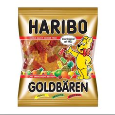 This is my favorite brand of gummy bears.