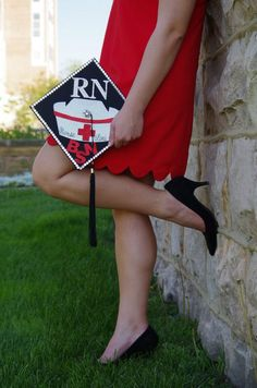 Nursing graduation Kaitlyn Owens photography