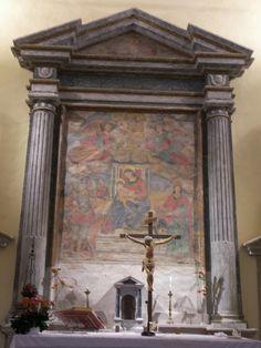Chiesa di Castelfranco - www.infoaltaumbria.it