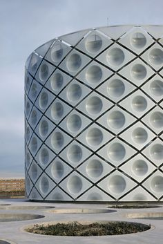 """ Rey Juan Carlos "" Hospital in Madrid, Spain by Rafael de La-Hoz Castanys Architects"