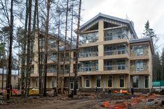 Декабрь 2015 #komarovo1 #перваялиния #musthave #недвижимость #апартаменты #luxury #строительство #musthave