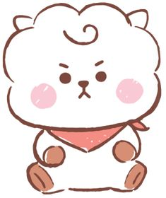 sticker by 💗 BTS. Discover all images by 💗 BTS. Find more awesome images on PicsArt. Wallpaper Iphone Cute, Cartoon Wallpaper, Bts Wallpaper, Cute Wallpapers, Bts Chibi, Cute Kawaii Drawings, Bts Drawings, Bts Lockscreen, Cute Stickers