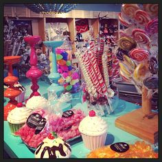 Got a sweet tooth?? #candybar at The Museum Store @ the National Cowboy Museum! #OKC